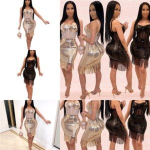 AQD Kolsuz Kısa Seksi Bayan CS Set Bayan Backless Gece Kulübü Moda Giyim İki Elbise Ture Seksi Donanma Mavi Bayan Tops