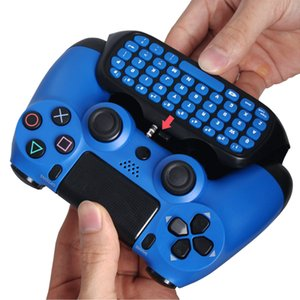 For PS4 2.4G mini Wireless Keyboard Bluetooth Keyboard KeyPad Adapter for playstation 4 PS4 Controller For Dualshock 4 Joystick W1219