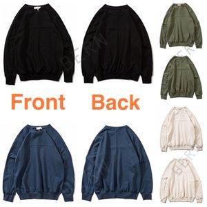 Top Seller Moda Outono Homens Winter 108 Long Sleeve Hoodie Hip Hop Brasão camisolas casual roupas camisola M-2XL # 811 # 8104 # 9919