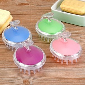 Silicone Soft Massager Brushes Head Hair Washing Scalp Shampoo Air Brush Comb Cleaning Care Tool Healthy Reduce Hair Loss yxlVEb babyskirt