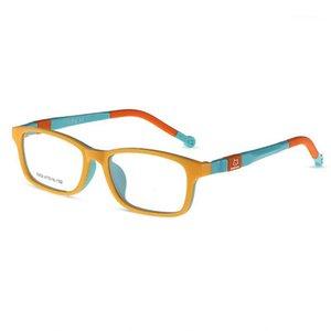 Модные очки для солнцезащитных очков 5002 Детские очки для очков для мальчиков и девочек Оптическая защита Высококачественные очки детские очки1