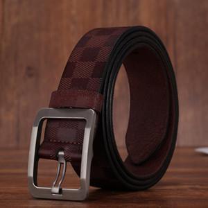 Aooluan Designer Popolare pelle di moda con cinture di design di alta qualità cintura di lusso cinture classiche cinture classiche