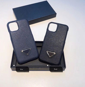 Mode Telefon Fall für iPhone 12/11 / 11Pro / 11PRO MAX / XR XSMAX X / XS 7P / 8P7/8 / Hochwertige Designer iPhone Klassische Fall 2-farbig