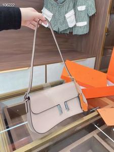 20 sac Kangkang de haute qualité des femmes de style explosion sac polyvalent axillaire livraison du système de couleur Pendentif avec boîte