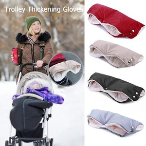 Winter Warm Pram Stroller Mittens Hand Cover By Muff Glove Cart Stroller Baby Carriage Pushchair Baby Mittens Accessories