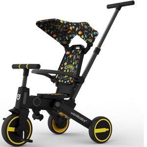 Children's Tricycle Baby Stroller Kids Bike Baby Car Ride on Car Balance Bike Kids Scooter for To Drive
