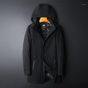 90% de canard blanc en bas (bas) Business masculin manteau occasionnel Qiantang - P225. 2026-21601