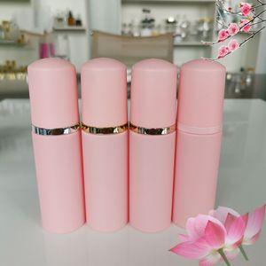 60ml rose Bouteilles Voyage Foamer bouteilles vides en plastique mousse de savon pour les mains Mousse Crème Distributeur Bubbling bouteille Sans BPA