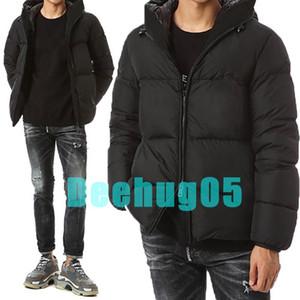 Fashion New Winter Down Jacket High Quality Men &#039 ;S Short Down Jacket 90 %White Duck Down Size Xs -Xl