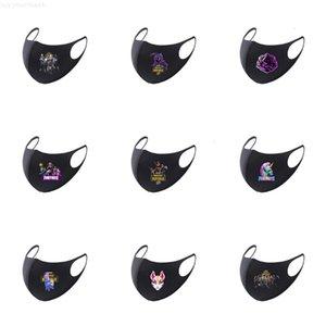 Halloween # 410 İçin Kafatası İskeleti Airsoft Paintball Yarım Yüz Koruyucu Kalesi Gece Maske