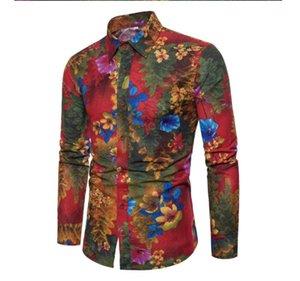 2021 Shirt Designers Men Shirt Casual T De Dise?ador Camisa Chemises New Shirts Plaid De Marque Pour Hommes Men Mens Dress Shirts Check Xdqp