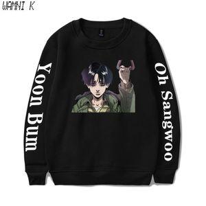 WAMNI Killing Stalking New Sweatshirts Men Women Yoon Bum Oh Sangwoo Pullover Unisex Harajuku Tracksui X1022