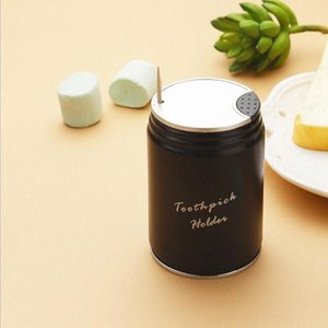 Creative upscale fashion toothpick holder toothpick box automatically pack of cola holder Jr45#