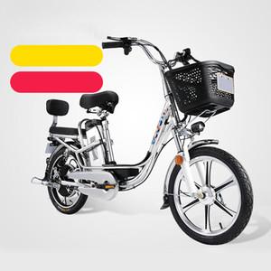E BIKE48V Duplo absorção de choque eléctrico bicicleta lítio bateria adulto bicicleta bateria 18 polegadas 10/14/17/20 bateria Ah
