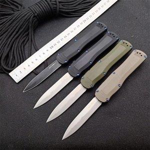Benchmade farfalla 3400 CPM S30V acciaio a doppia azione coltelli automatici tasca di caccia della lama di sopravvivenza della lama di regalo di natale A3072