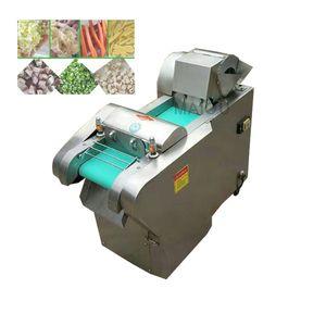 220v coupe commerciale machine de découpage de bande de trancheuse de pommes de terre multi-fonctions tranche fruit industriel et machine de découpe de légumes