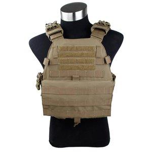 Tmc1781-CB outdoor tactical vest matte CB non reflective Cordura fabric Free shipping