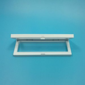 230x90x20mm Clear PET Membrane Box Holder Galleggiante Display Earring Gems Gems Anello Gioielli Sospensione Packaging