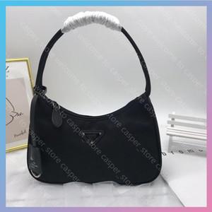 2020 Hot Sold Women's Re Edition 2000 Tote Nylon Leather Shoulder Bag Designers Luxurys CrossBody Bags Hobo Bag Shoulder Bags Handbag No Box