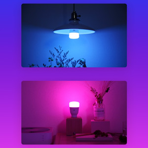 Xiaomi Smart LED Bulb Color Version RGB Light Desk Floor Table Lamp Support APP Control Light Work With APP Homekit