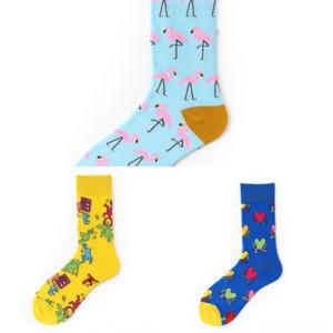 BK3 ShippingTravel Turizm Tek Kullanımlık Çorap Koşusu Hareketi Çocuklar Pamuk Erkekler Uzun Çorap