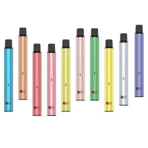 100% originale Yocan Flavbar V2 monouso Vape Pen Pod dispositivo 5% 3ml Prefilled 1000 soffi 650mAh autentico bastone VS Kangvape