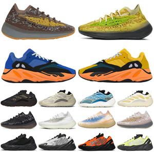 yeezy yezzy 700 v3 kanye west v2 dalga koşucu 380 yabancı Mavi Yulaf erkek kadın koşu ayakkabıları üçlü siyah azael mist erkek eğitmenler spor sneakers koşucular