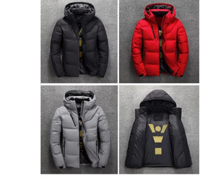 Men Winter Jacket Down Parkas High Quality Coat Down jacket Winter Coat Men Windbreaker Hoodie Jacket Warm Clothing