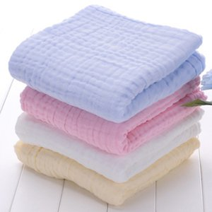 Super Soft Kids Bath Infant Newborn Baby Sleeping Wrap Blanket Gauze Towel Fast Water Absorption High Quality