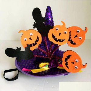 Cat Costumes Halloween Pet Supplies Pet Dog Ornaments Halloween Pet Spider Hat Pumpk sqcAsp sports2010