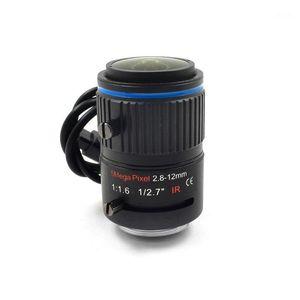 "Handbuch Zoom 2.8-12mm Auto IRIS 5.0 Megapixel 1 / 2,7 ""CS-Montierlinse1"