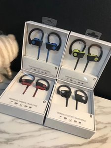 Fashion TWS Headphone Wireless Bluetooth EarHook High Quality New Trend Earphones Designers Sports Style Headset 4 Color Available