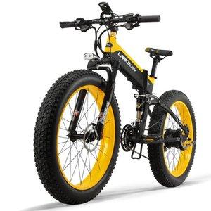 Lankeleisi XT750 PLUS 48V 14.5AH 57W Bike Electric Bike 26 '' 4.0 E-Bike E-Bike