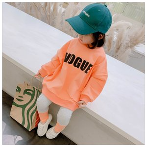 Kids Casual Sweatshirts 2020 Hot Sale Girls Boys Unisex Fashion Letter Printed Hoodies Long Sleeve Baby Tops Children Pullover