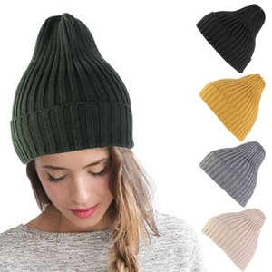 Wool Warm Hat Beanie Winter Hats for Women Cap Girls Korean Style Fashion Bonnet Femme Hiver Woman Accessories Headwear Gifts 201008