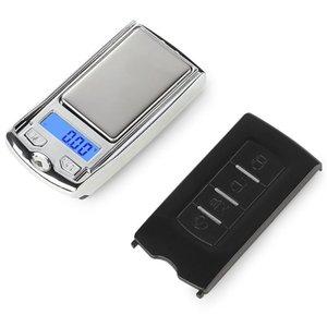 20pcs Miniauto-Schlüssel-Art Gleichgewicht elektronische Taschen-Digital-Gewicht-Skalen für Gold Sterling Silber Schmuck-Skala 100g 0 .01g