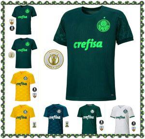 2020 2021 SE PALMEIRAS SOCCER JERSEYS PALMEIRAS DUDU BORJA HOME 3ème Formation 20 21 Hommes de football femme et chemise pour enfants