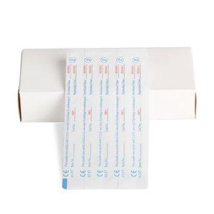 GHOST SPIDER 50Pcs Sortieren entkeimte Tätowierung Needles 1/3/5/7/9/11/13/15 / 18RL Nadeln Rund Liner Futter Tattoo Needles