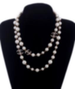 Mulheres Quentes Colar De Moda Natural Pérola Colar Camisola Multicamada Diamante Colar Importação Cristal Broche Jóias De Bridal Jóias