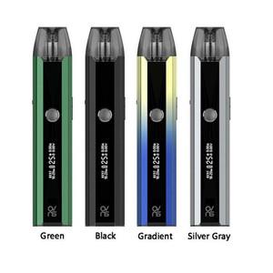 2021 Оригинальные OVNS SABER III 3 KIT 700MAH аккумулятор 2.5 мл Емкость POD Пустой E Сигарета Vape Pen 4 Цвета