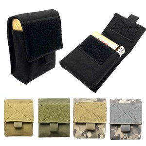 Outdoor Tactical Bag Assault Combat Camouflage Kit Pack Tactical Cigarette Bag NO11-752