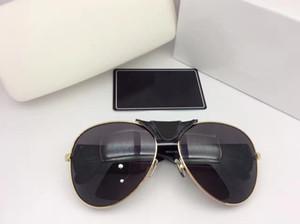 New top quality lens001mens sunglasses men sun glasses women sunglasses fashion style protects eyes Gafas de sol lunettes de soleil with box