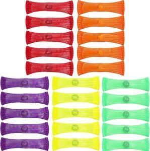 Blulu 50 Paket Sessiz Duyusal Fidgets Yatıştırıcı Mermer Fidget Çocuklar için Yatıştırıcı Mermer Fidget Oyuncak Çocuklar ve Otizmli Yetişkinler Stresımı Rahatlatmak