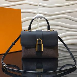 tote bag new Classic print flower handbags purses women chain ladies single shoulder crossbody bags Detachable shoulder strap messenger bags