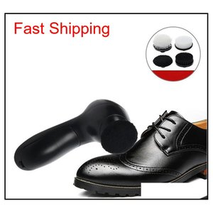 Portable Electric Shoe Polisher Cleaner 2 Speeds Battery Powered Shoes Cleaning Machin qylYBg my_home2010