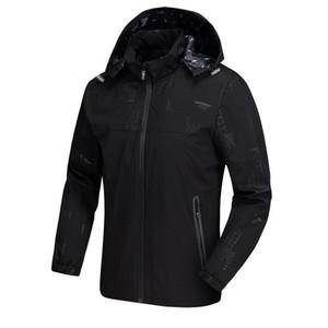 20ss-Mode-Männer Jacke mit Kapuze der neuen Ankunfts-Frauen der Männer Herbst Jacken Brief gedruckt beiläufige Hoodie-Jacken-Größe M-3XL 3 Styles