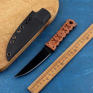 Новый OEM белье ручка небольшой прямой нож неподвижный нож M2 поле лезвие выживания кемпинг охоты инструмент нож на открытом воздухе спасательных инструмент рыбалка EDC