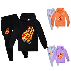 Baby Boys Hoodie Cotton Clothes PRESTONPLAYZ Girls Letter Sweatshirt Clothing Kid Hoodies + Pants 2pcs Sets Outfits Kids Clothes