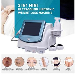 Tragbares Ultraschallgerät Lipo Fettverbrennung Körperformer Liposonic Body Contouring Focused Ultraschall-HIFU Liposonic Slimming Ausrüstung