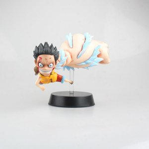 15cm japanese anime one piece Luffy PVC action figure toys anime Major straw hat Luffy dolls collectible model Toys kid gift
